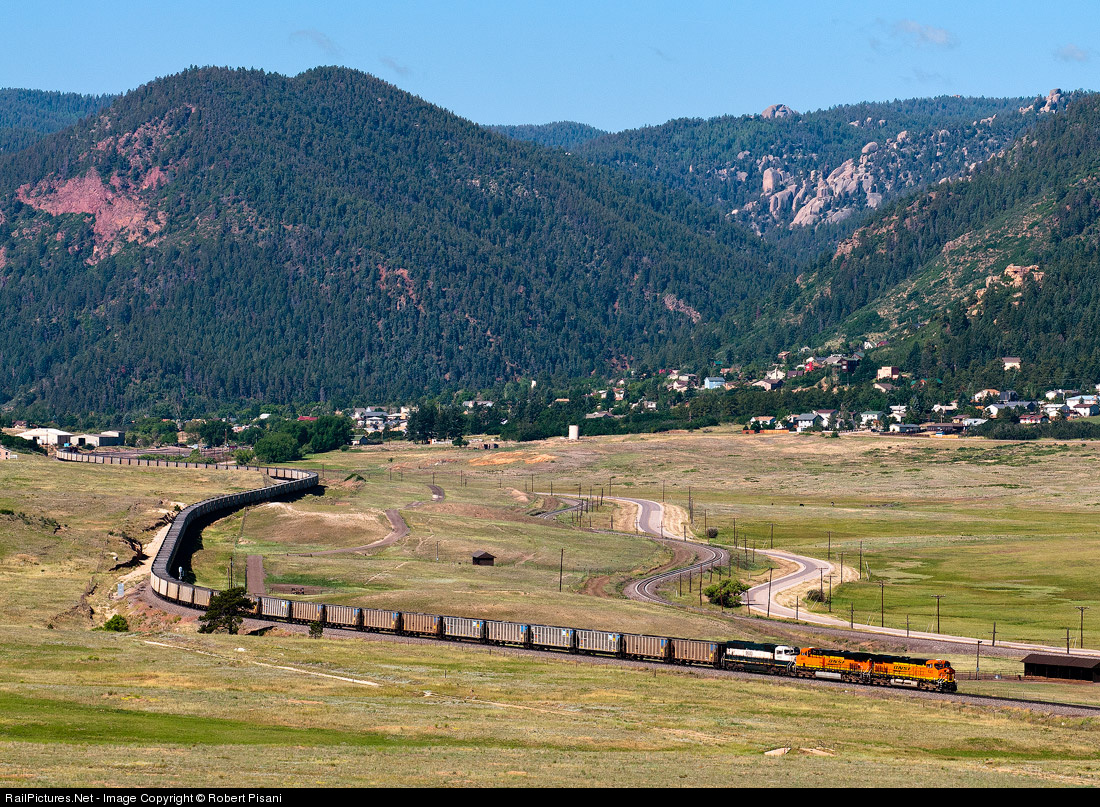 RailPictures Net Photo: BNSF 6302 BNSF Railway GE ES44AC at