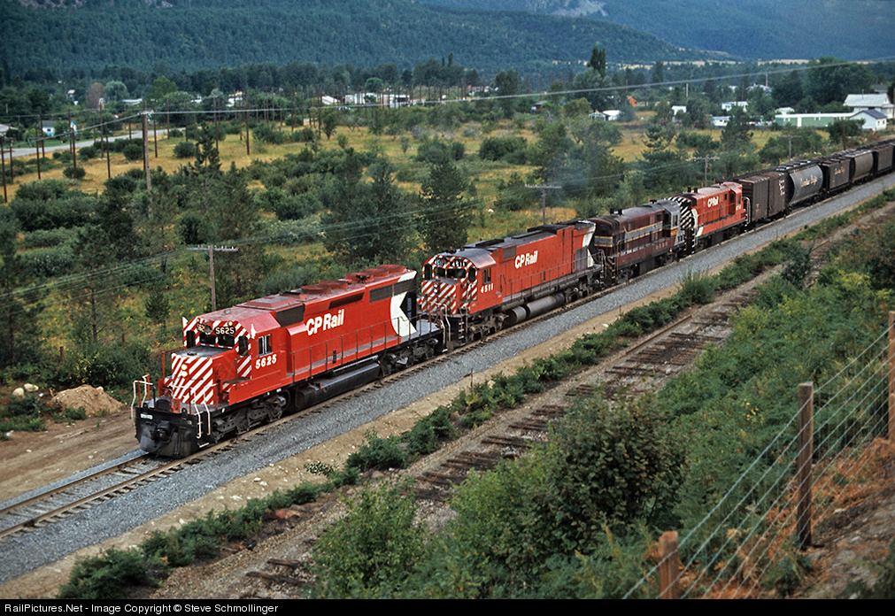 a history of the canadian pacific railway in eastern canada As a result of easier transportation to the eastern canada history and overview of industry • history and overview of canadian pacific railway • history and.