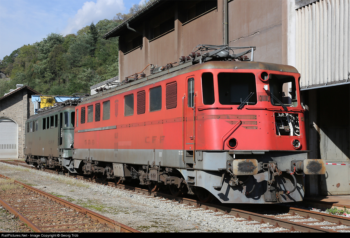 Biasca Switzerland  city photos : Locomotive Details