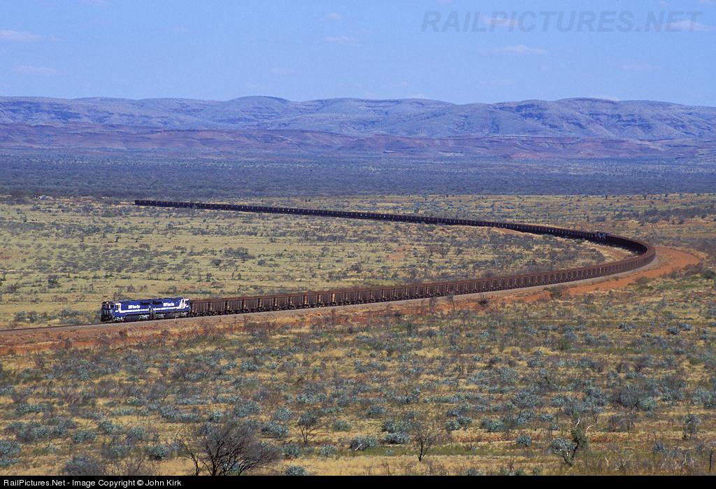 Newman Australia  city images : Locomotive Details