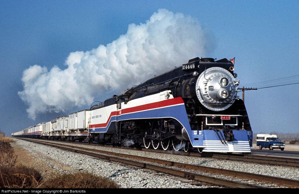 american steam trains video - photo #27