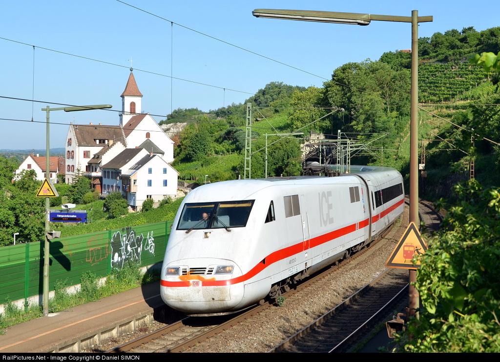 Deutsche Bahn Freiberg