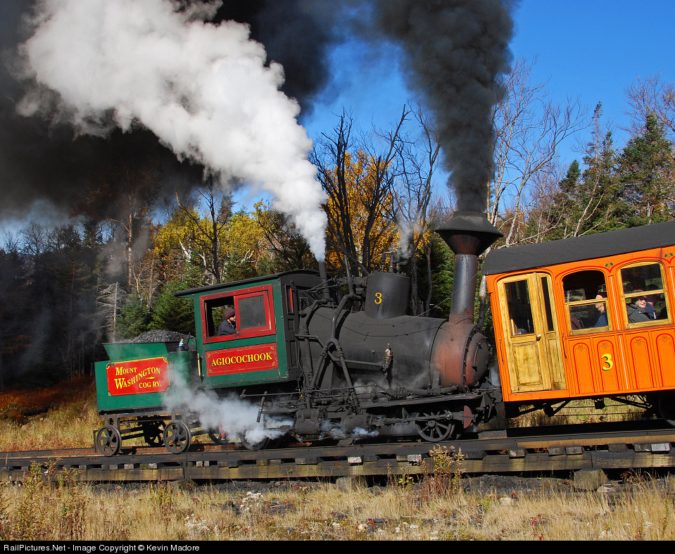 """Steam Locomotive """"Agiocochook"""" is up for sale on eBay"""