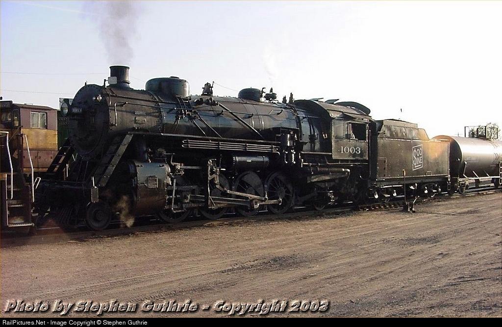SOO Line 1003 SOO Line Steam