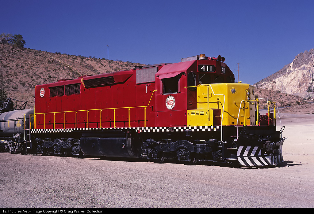 Great Northern Portland Cement Co : Locomotive details