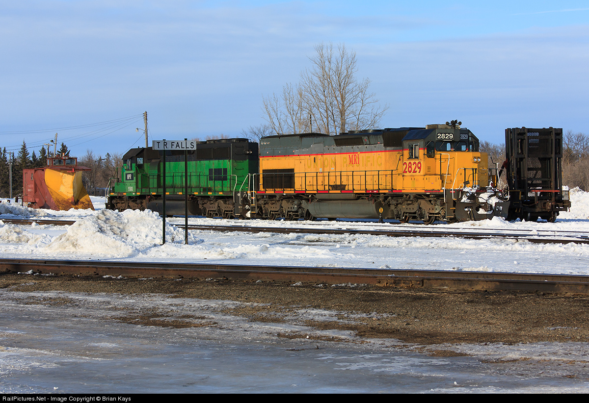 Locomotive details for Northern motors inc thief river falls mn