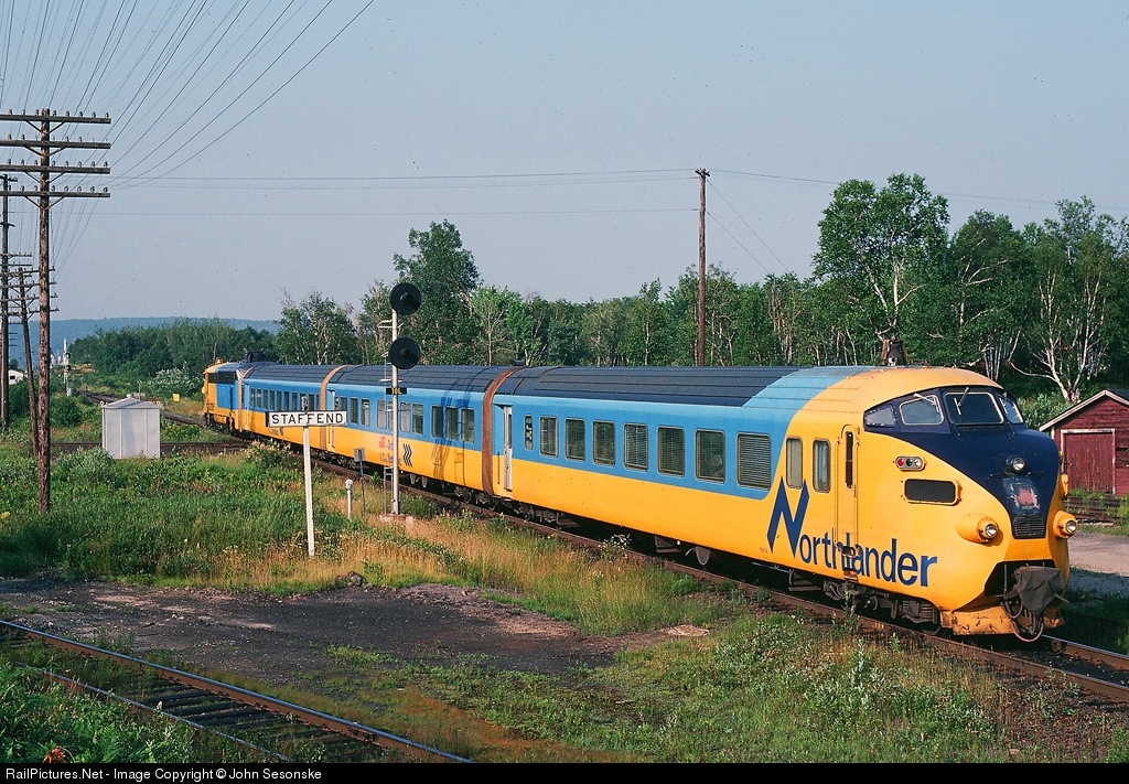 ontario northland tee consist in danger of scrapping - trains magazine