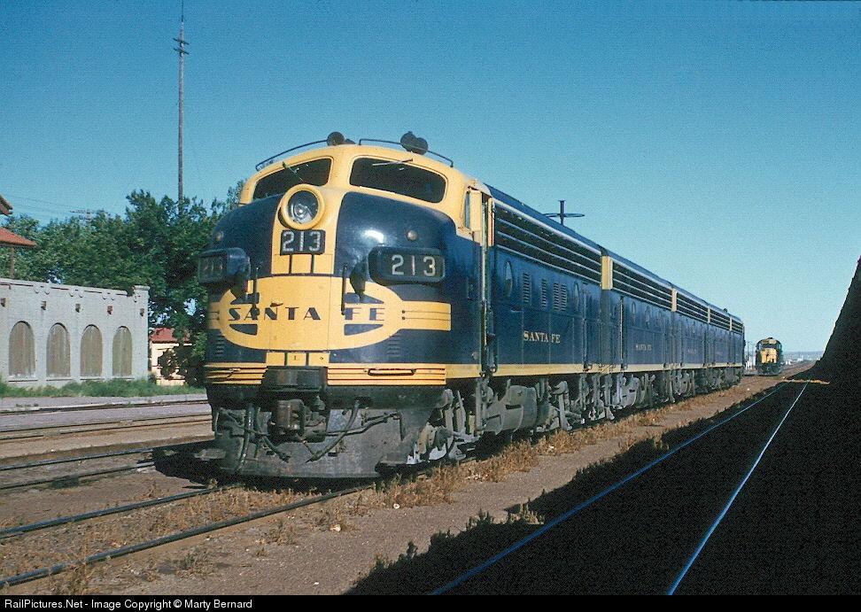 Santa Fe Kodachrome Page 2 Railroadfan Com