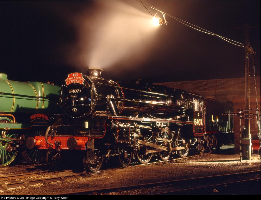 Carnforth United Kingdom  city images : Locomotive Details