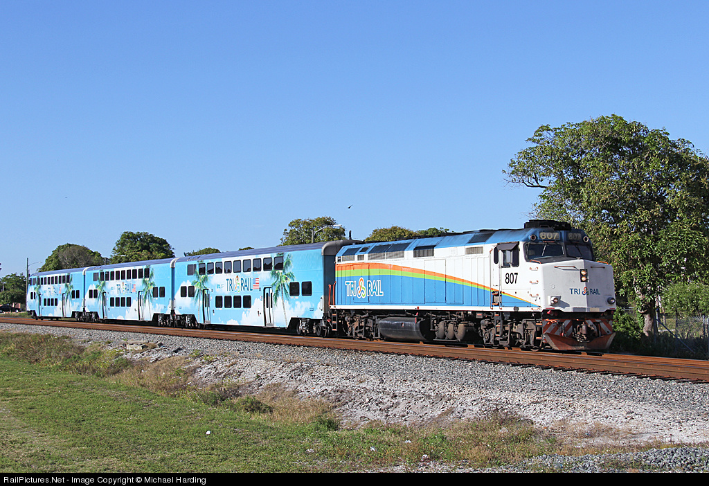Tri-rail at cypress creek part 3 - YouTube