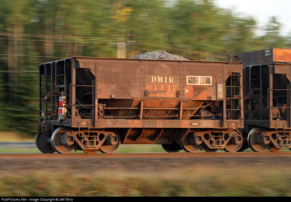 on Railroad Freight Car S