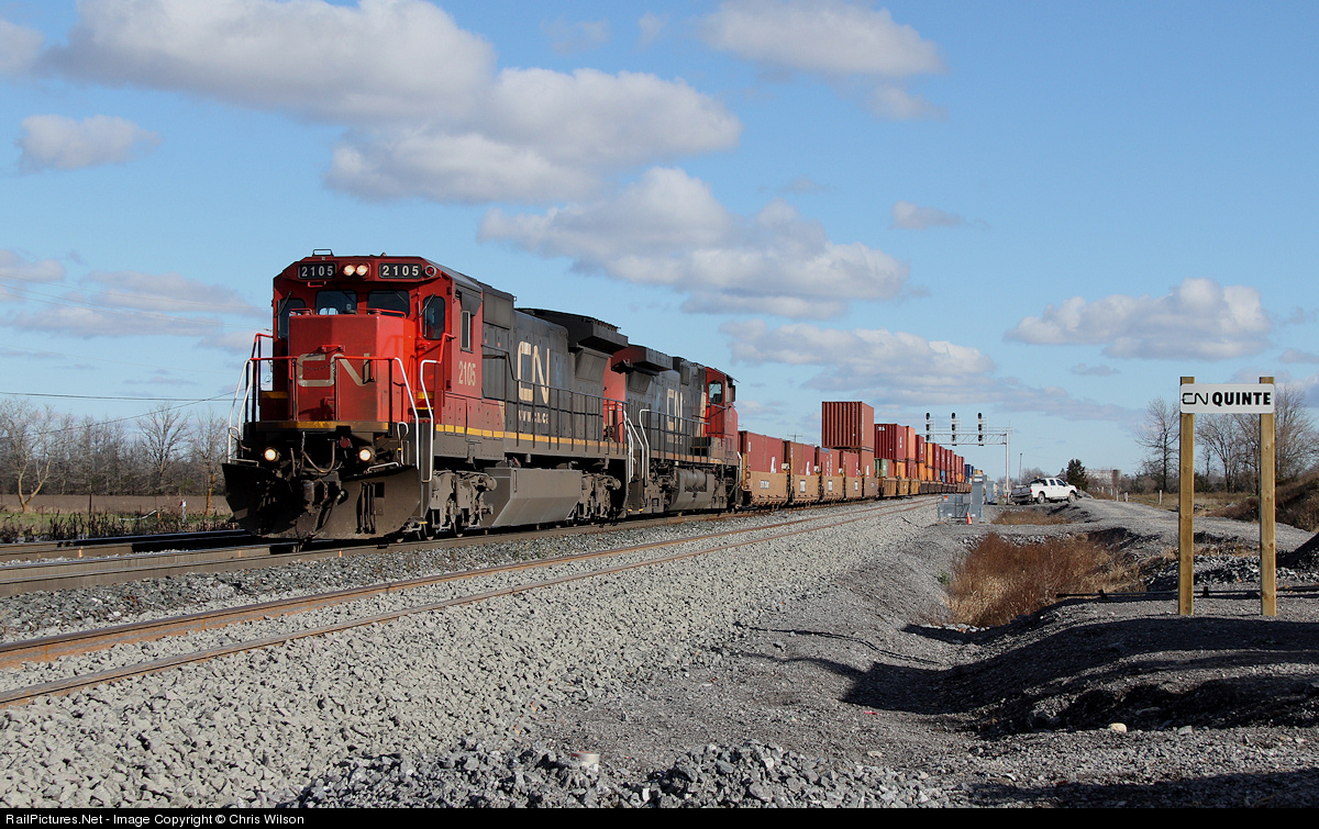 Belleville (ON) Canada  City pictures : Locomotive Details