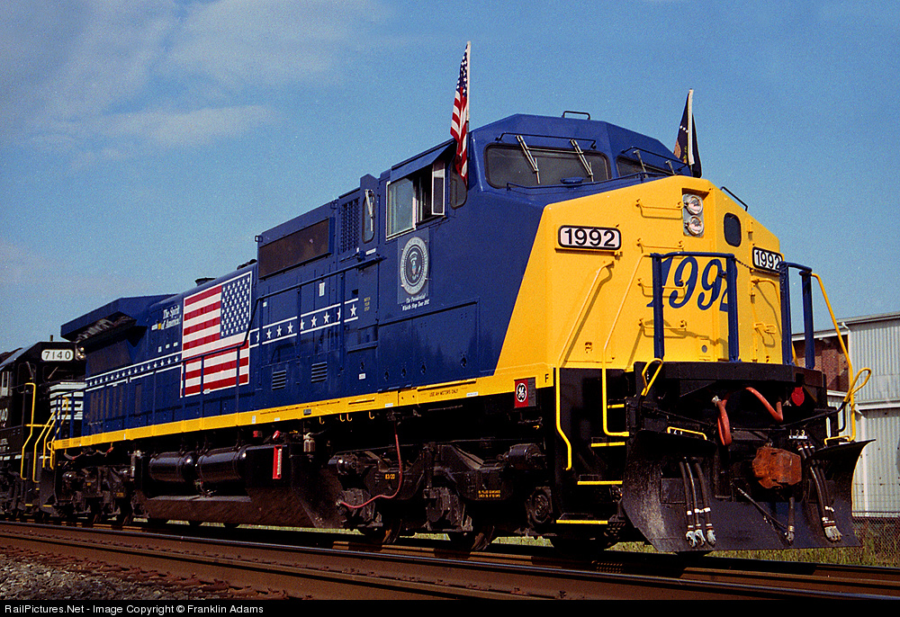 Image result for csx #1992