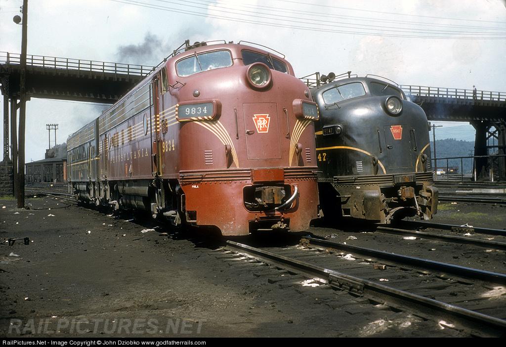 Escorts in railroad pa