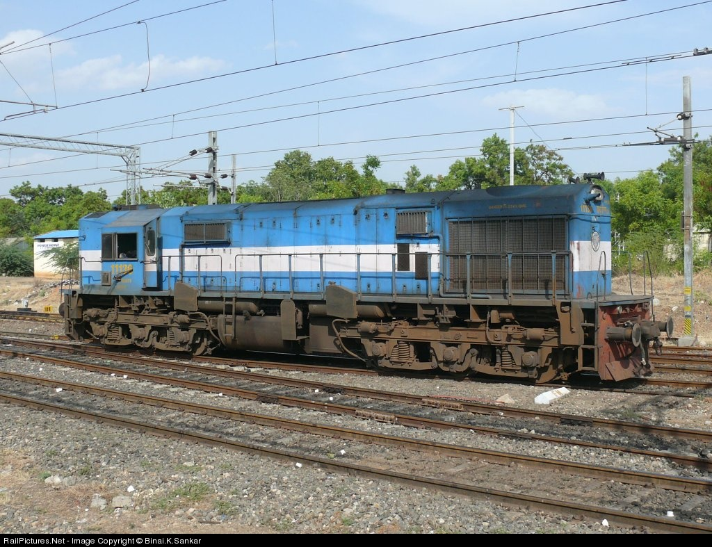 Erode India  City new picture : Locomotive Details