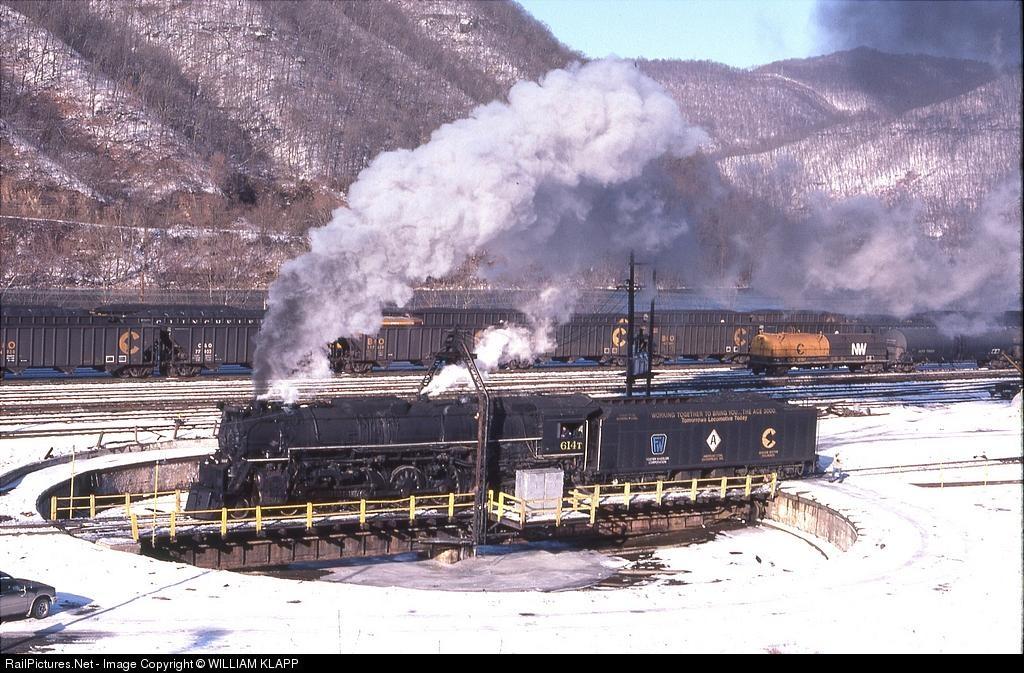 Locomotive Details Daniel Wv