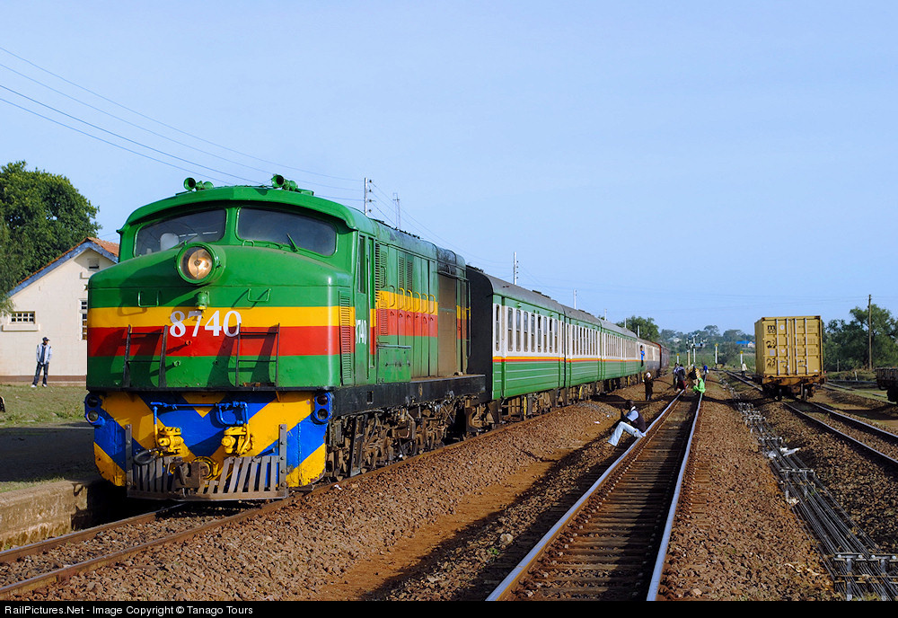 why they built the uganda railway Development of the uganda railway on reaching kisumu in 1901 in 1910 another line was built from jinja on lake victoria to namasagali.