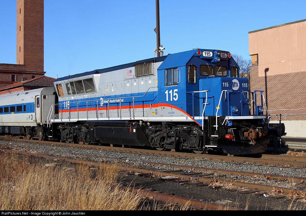 Metro North Railroad Waterbury Ct