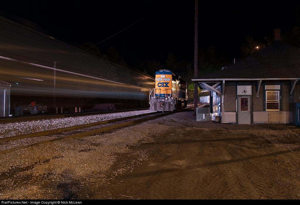 photograph csx train2650 by - photo #16