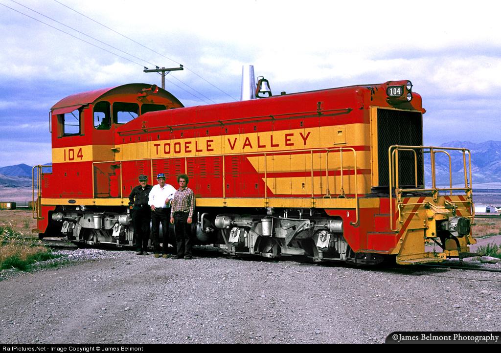 Tooele Valley Railway