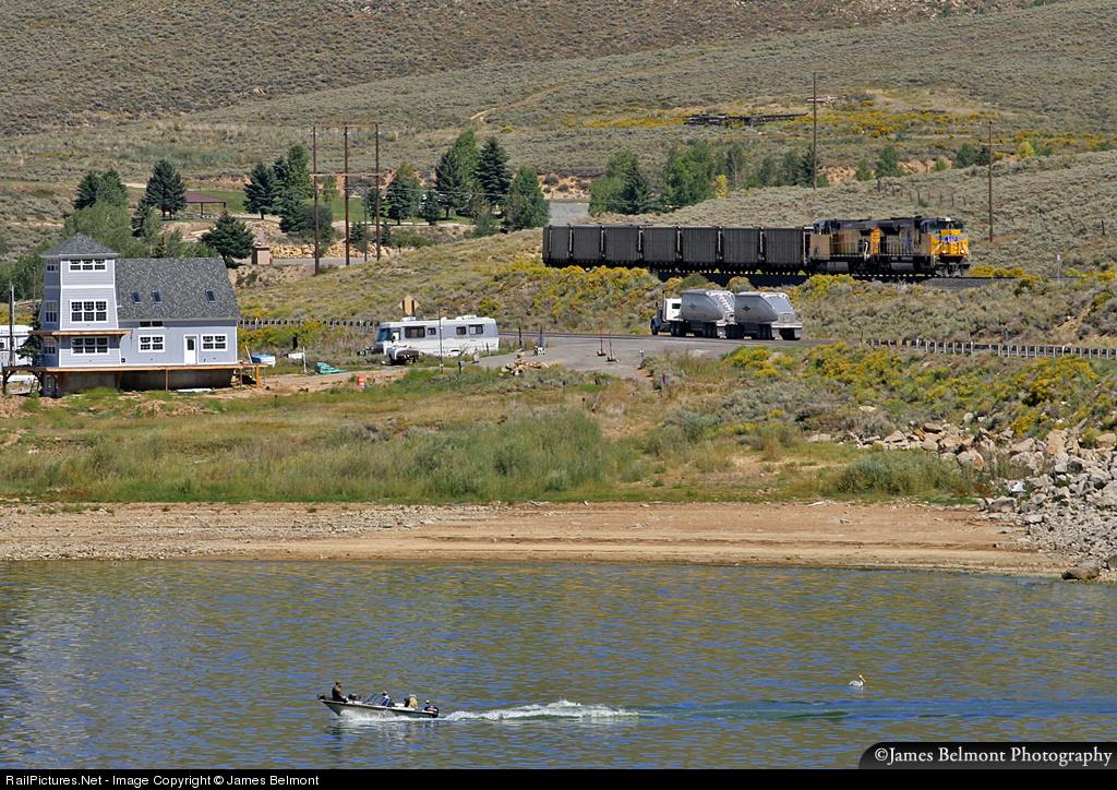 Locomotive details for Union valley reservoir fishing