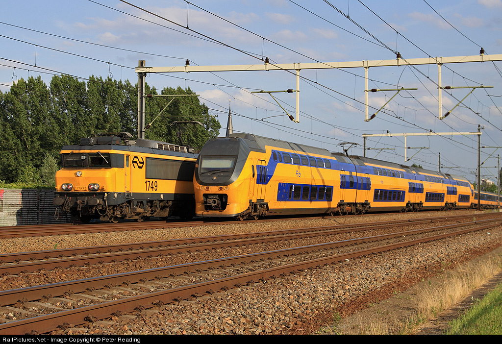 Dutch Railways Pictures to Pin on Pinterest