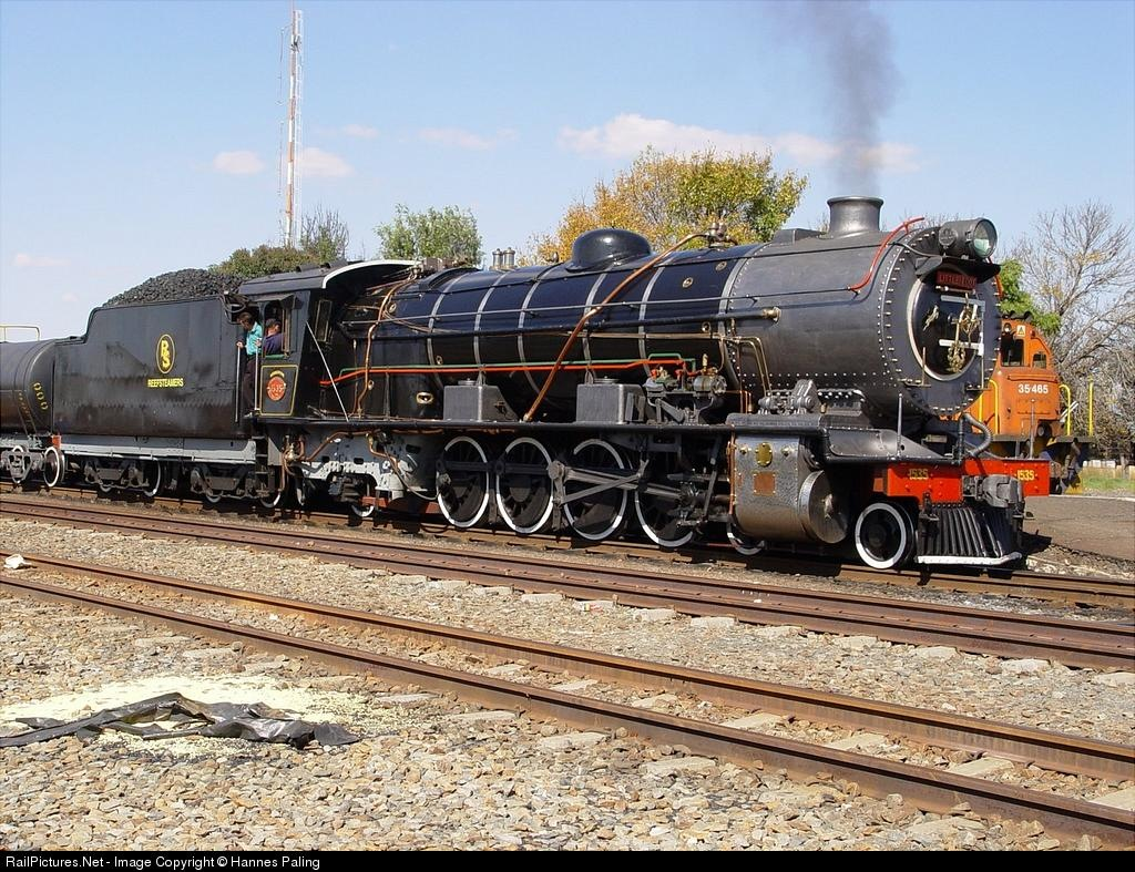 Bethal South Africa  City pictures : Locomotive Details