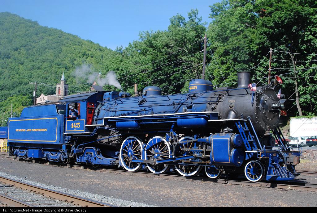 Blue Comet Vs Reading Northern 425 O Gauge Railroading