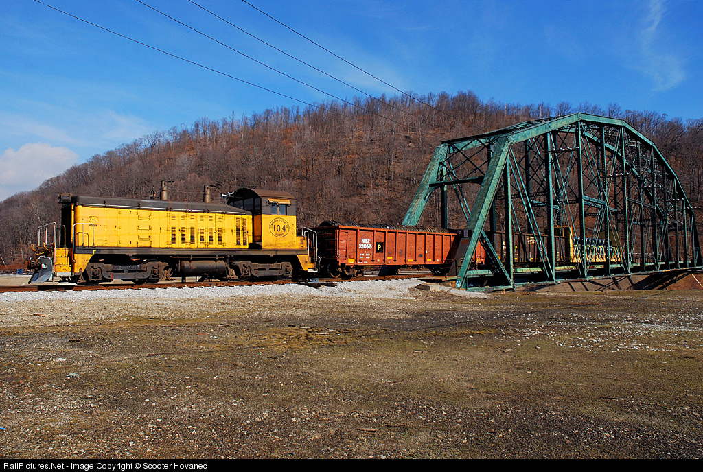 Conemaugh & black lick railroad