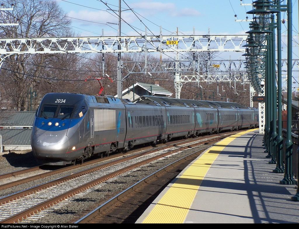 Resultado de imagen de Que Amtrak Express