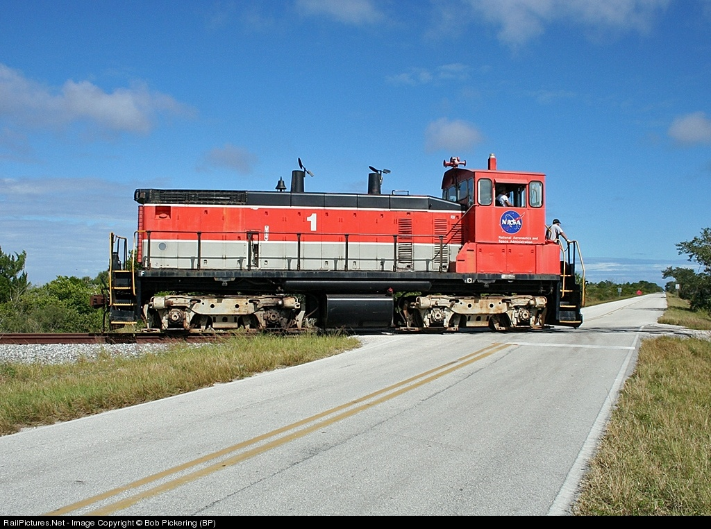 NASA Locomotive - Pics about space