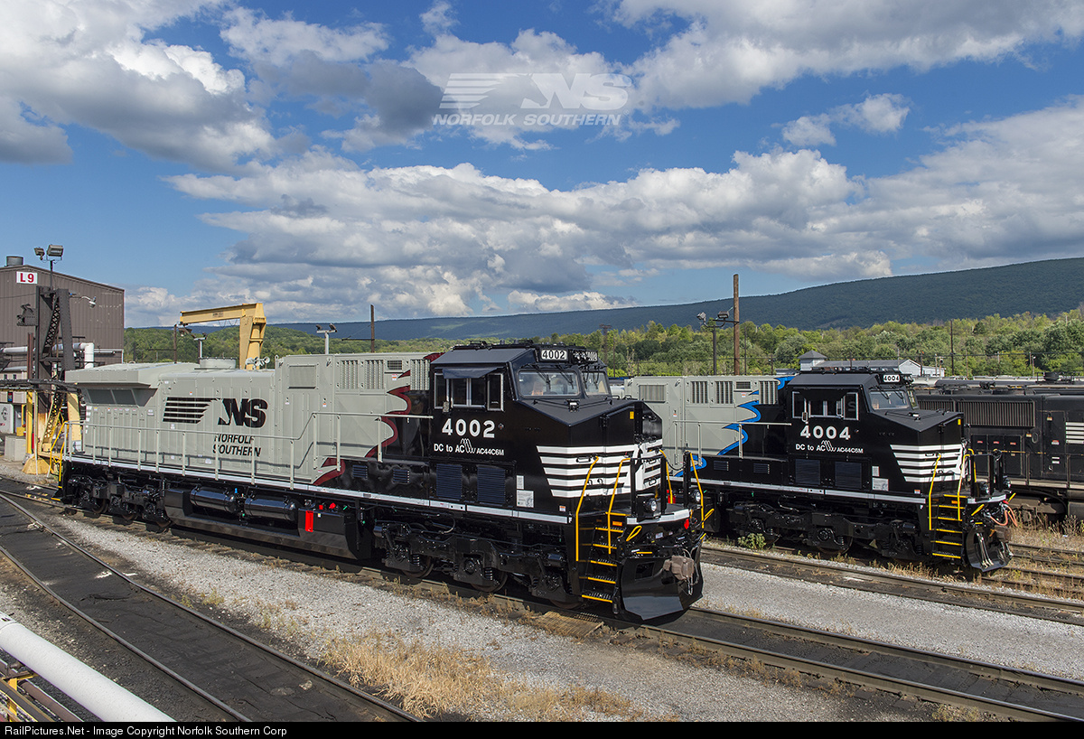 Ns 4000 4001 for Railpictures