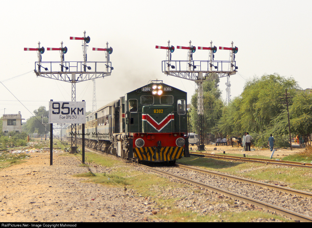 pak railway Pakistan's rail network stems from the british colonial days, and nothing much  has changed since then the old trains have been rattling since.