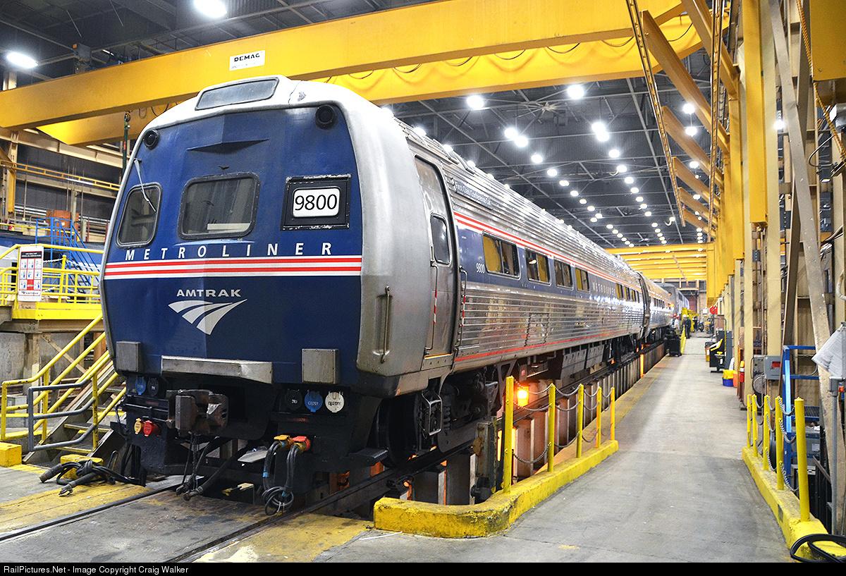 Amtrak 9800
