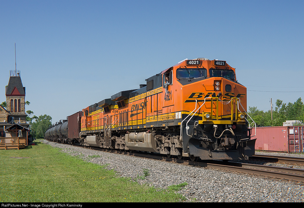 Railpictures Photo Bnsf 4021 Bnsf Railway Ge C44 9w Dash 9