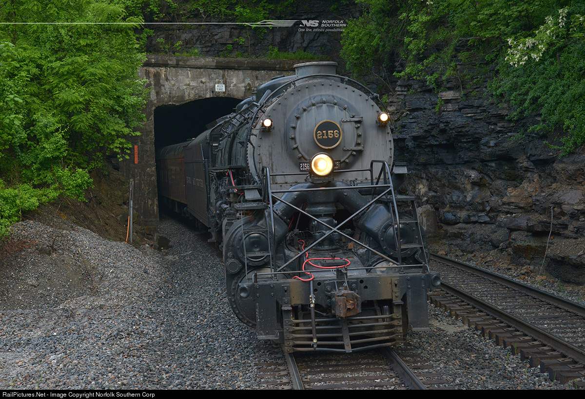 2156 said to be heading back to Roanoke this month