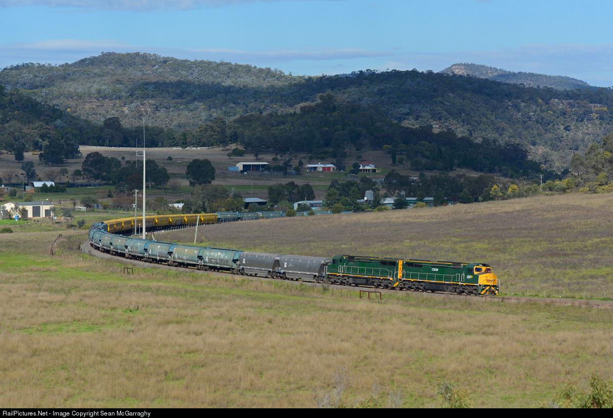 Denman Australia  city pictures gallery : Locomotive Details