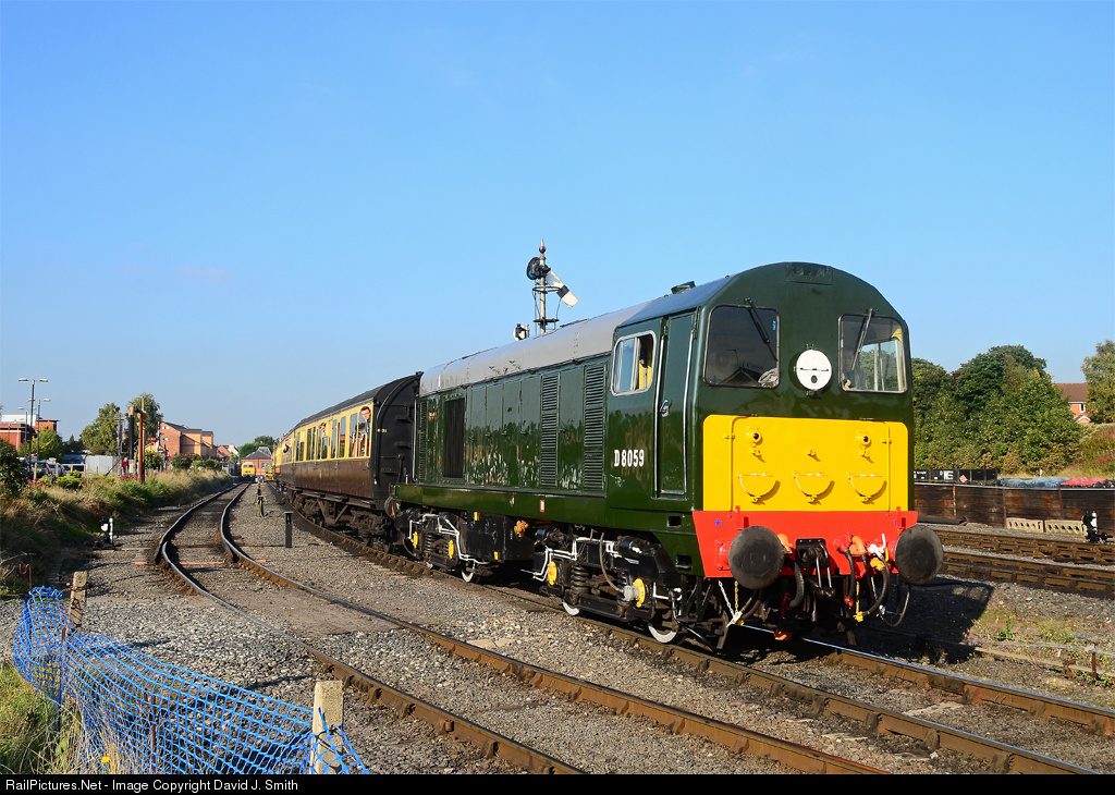 Kidderminster United Kingdom  city pictures gallery : Locomotive Details