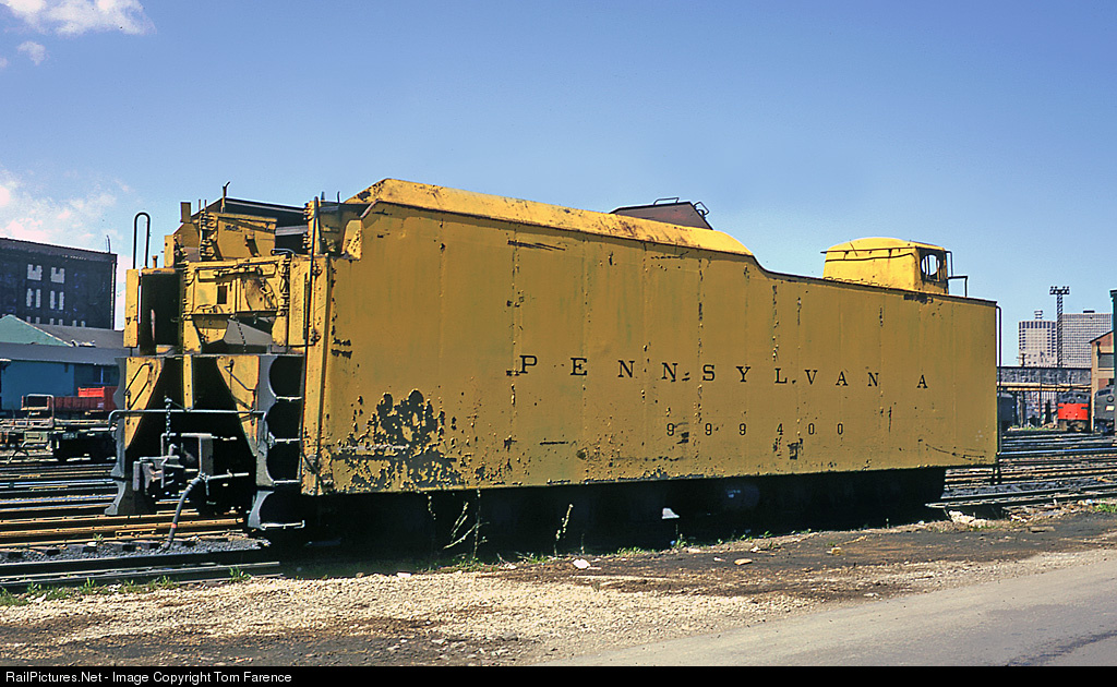 RailPictures Net Photo: Pennsylvania Railroad PRR 999400 Tender at