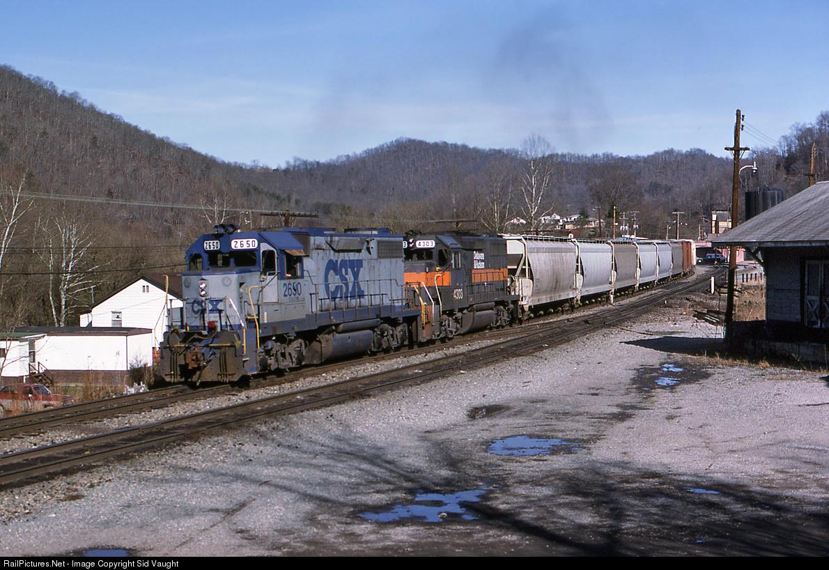 photograph csx train2650 by - photo #1