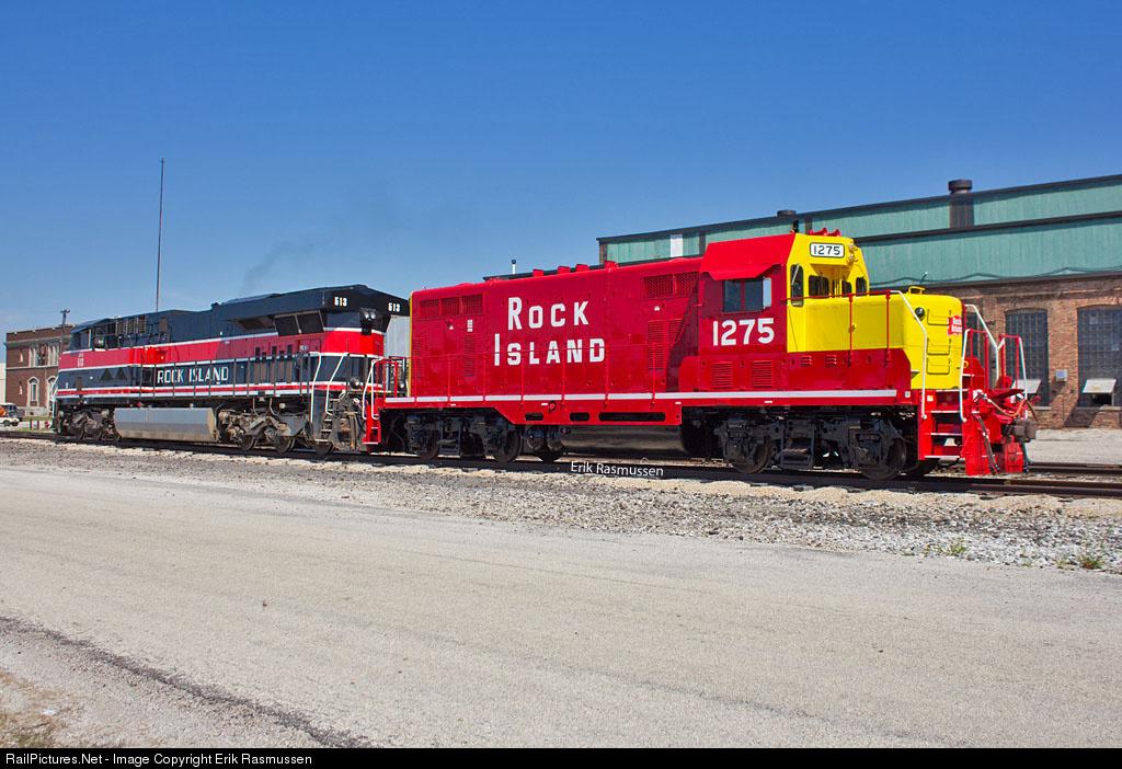 Rock Island Gp