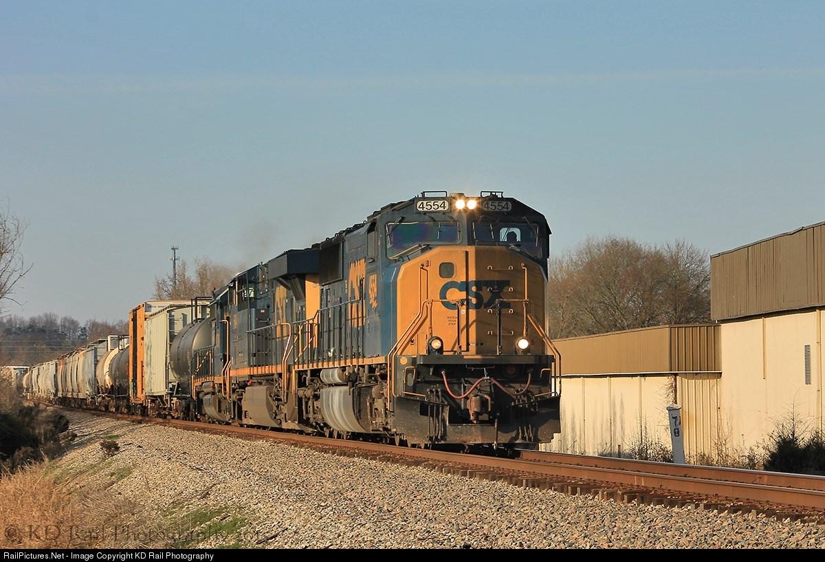 photograph csx train2650 by - photo #2
