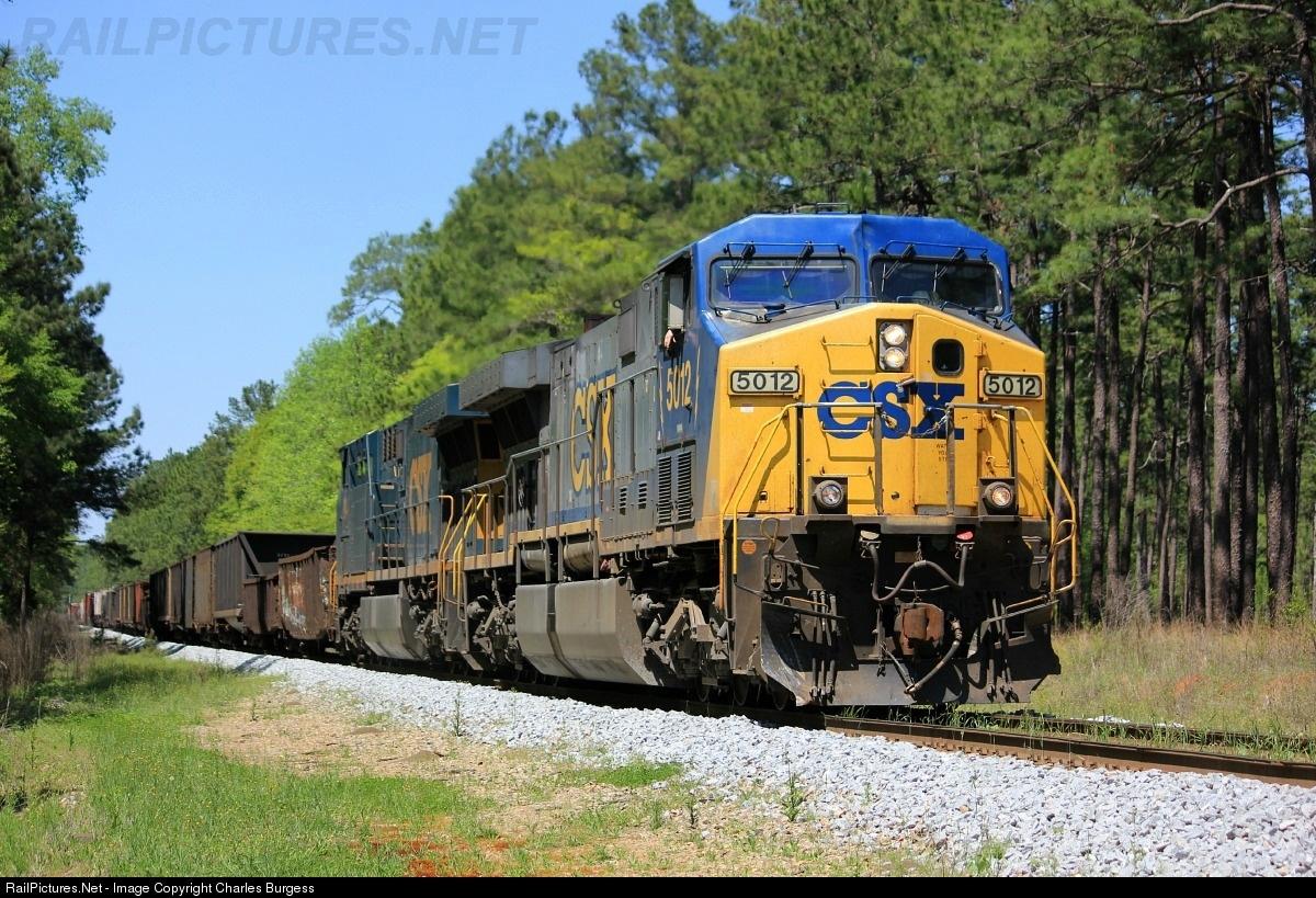 RailPictures Net Photo: CSX 5012 CSX Transportation (CSXT