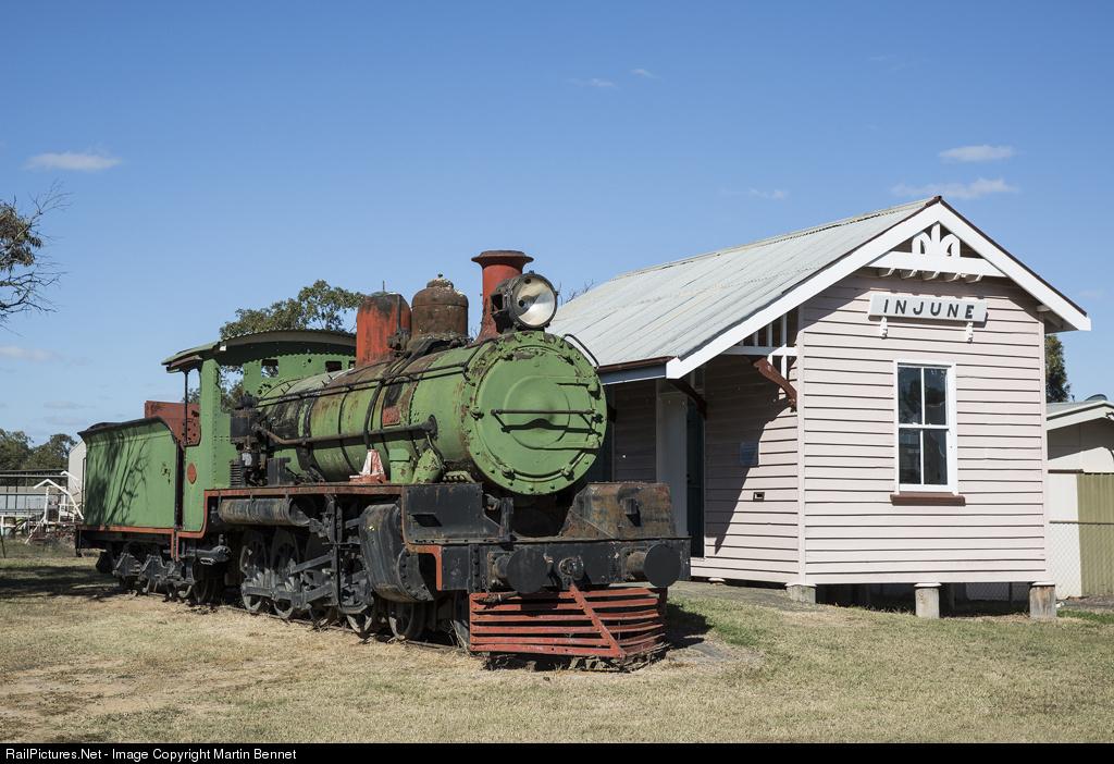 Injune Australia  city pictures gallery : Locomotive Details