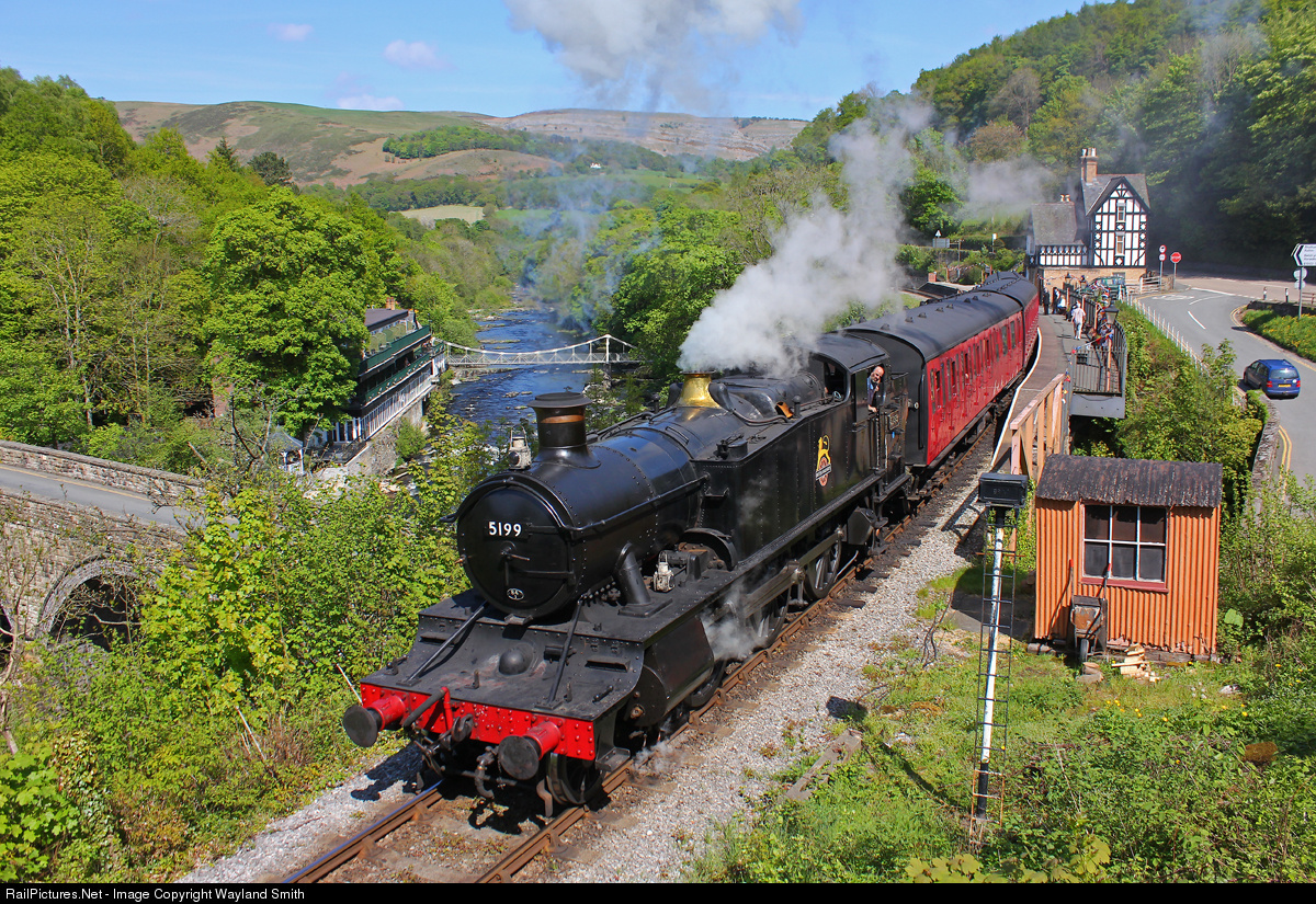Llangollen United Kingdom  city photo : Locomotive Details