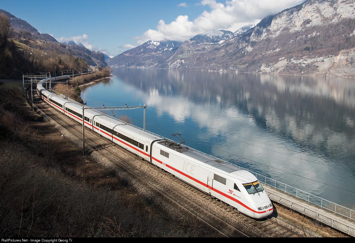 Deutsche Bahn Gehackt