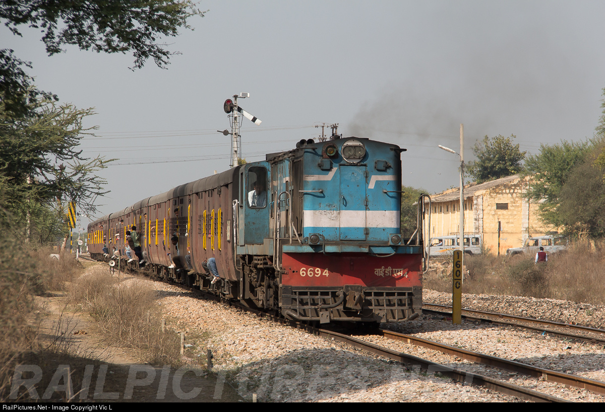Samod India  city photos gallery : Locomotive Details