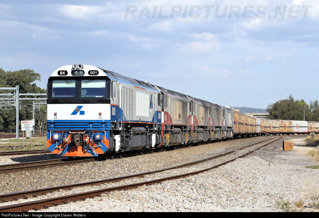 RailPictures Net Photo: SCT BK001 Specialised Container